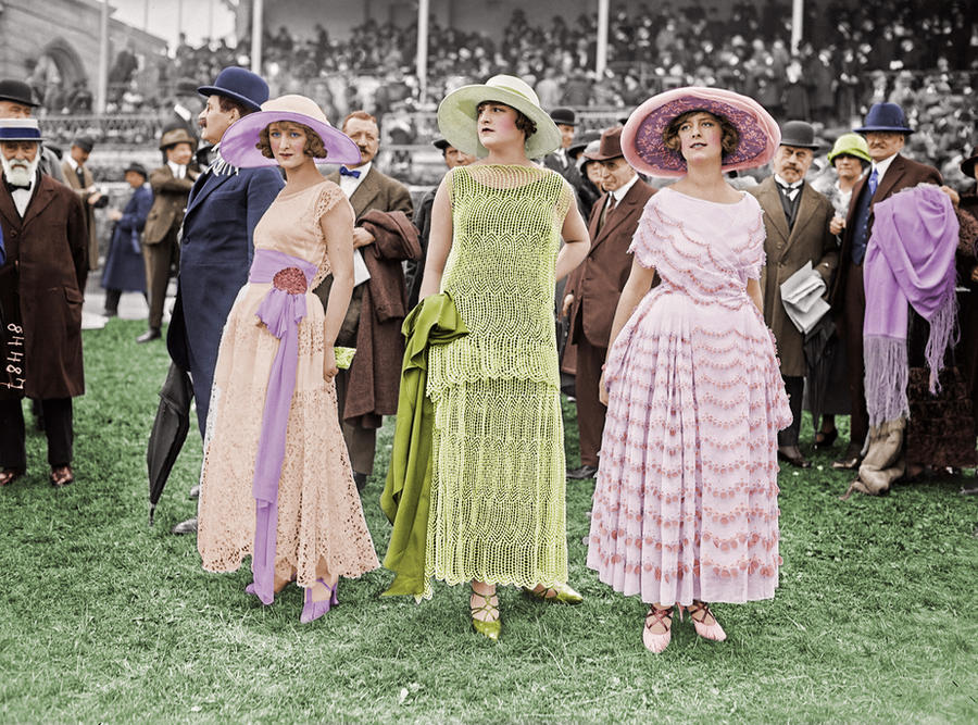 Auteuil 1923 fashion by Calpin69