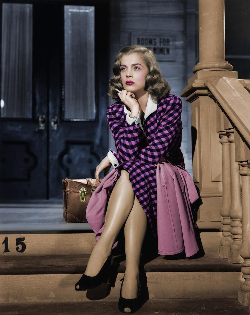 Lizabeth  Scott 1942 by Calpin69