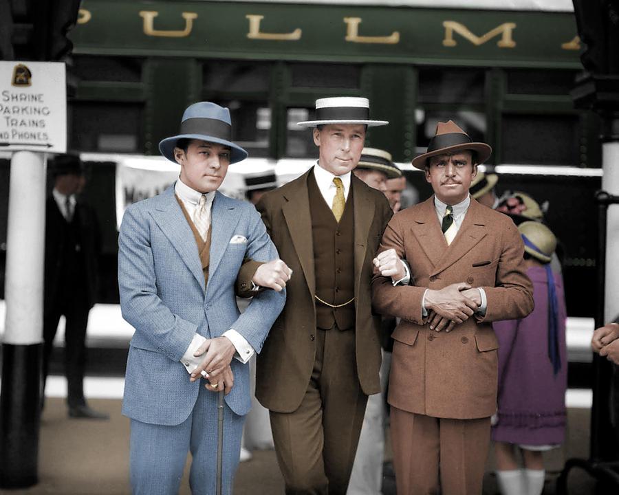 Valentino-Hart-Fairbanks-1925 by Calpin69