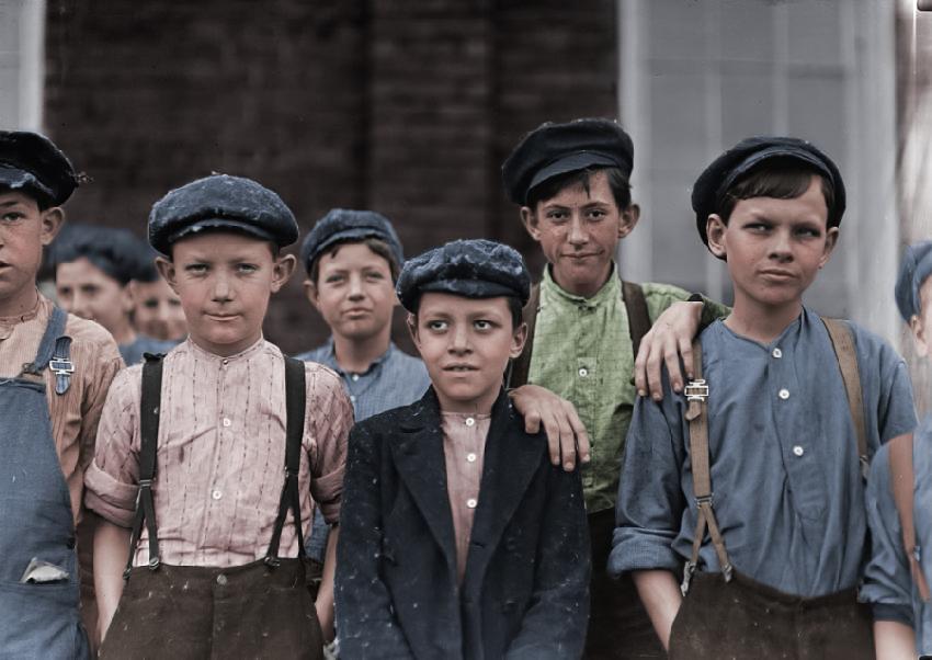 1909 Macon boys by Calpin69