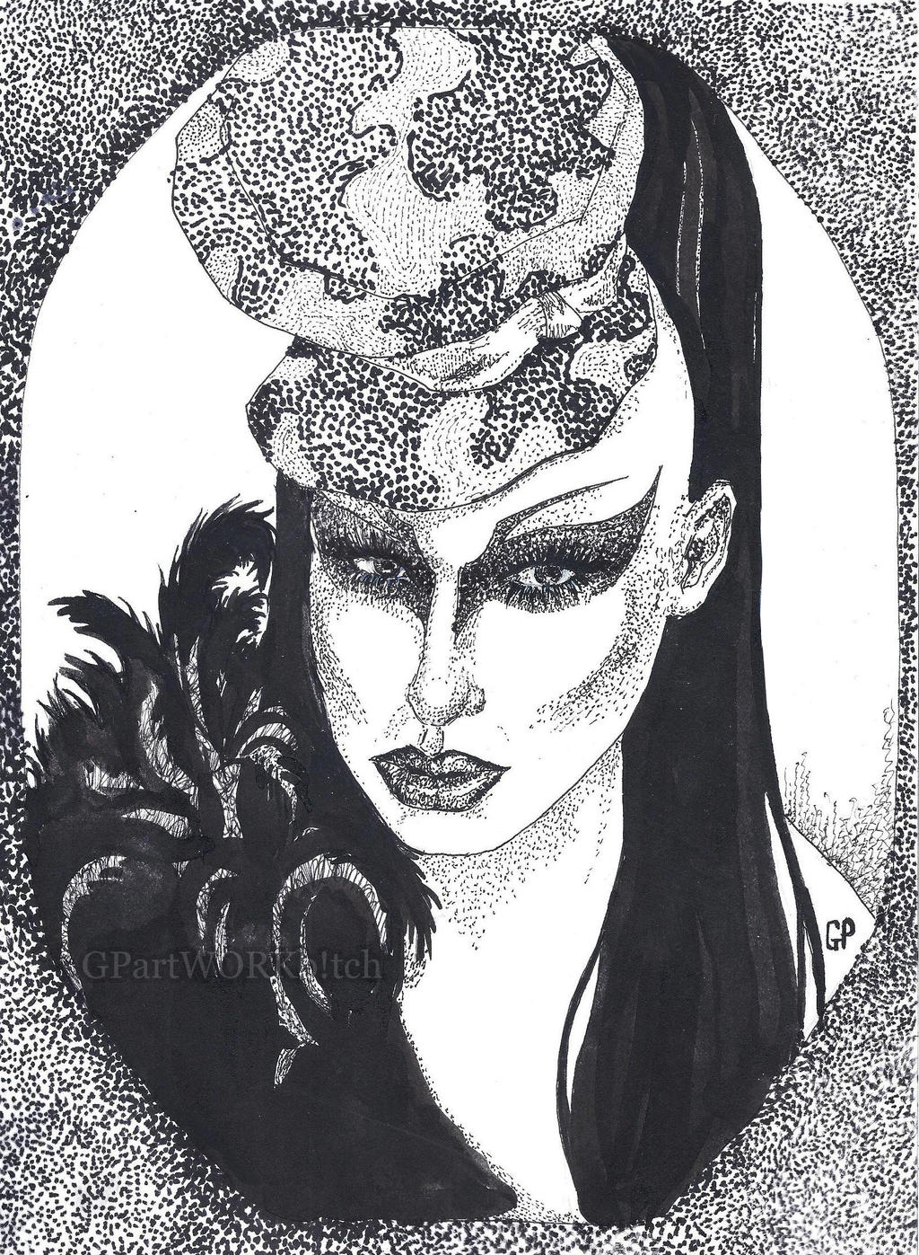 Nina Flowers by hikaSATORU on DeviantArt