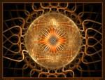 Prayer Wheel_Kekehabhu Tribe by zsteve