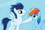 MLP - Soarin'Dash 'Just shut up dashie'