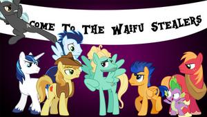 Welcome To The Waifu Stealers