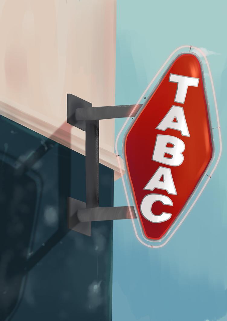 Tabac by MrTengoku