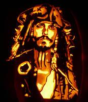 Jack Sparrow by kenklinker