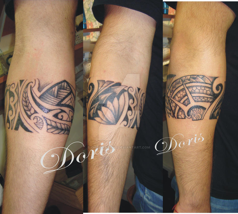 Tattoos Brazaletes Cheap Brazalete Lineal Con Tattoo Tattoos Logroo - Maori-tattoo-brazalete