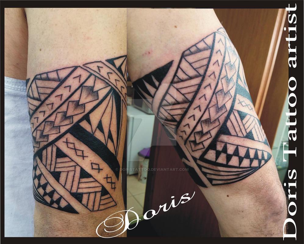 50d839593 maori tattoo bracelet by doristattoo on DeviantArt