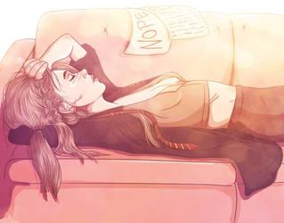 Girl!Remus by gammaSuite