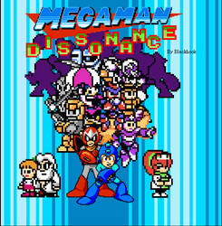 Megaman Dissonance Tittle