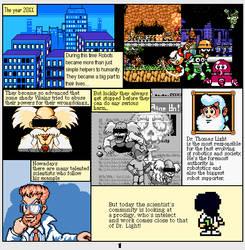 Megaman Dissonance Page 1