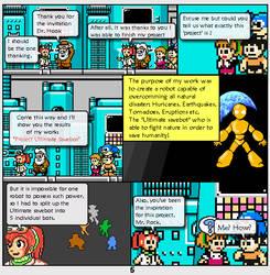 Megaman Dissonance page 5