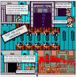 Megaman Dissonance page 6