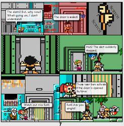 Megaman Dissonance Page 7