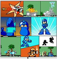 Megaman Dissonance Page 8