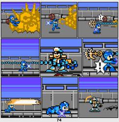 Megaman Dissonance page 74