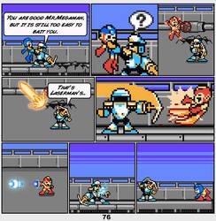 Megaman Dissonance page 76