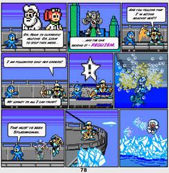 Megaman Dissonance page 78