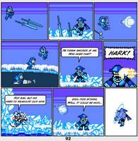 Megaman Dissonance page 92 by Blackhook