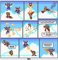 Megaman Dissonance page 105 by Blackhook