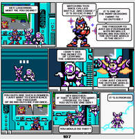Megaman Dissonance page 107 by Blackhook
