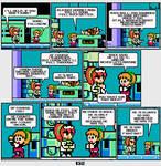 Megaman Dissonance page 132