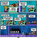 Megaman Dissonance page 133