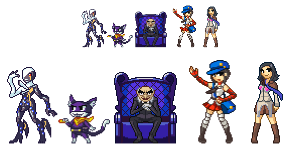 [R] Pixel Day requests: Persona edition by Blackhook