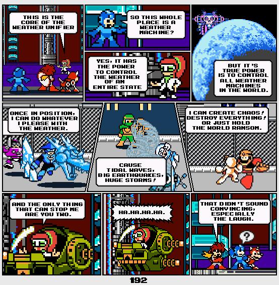 Megaman Dissonance page 192 by Blackhook