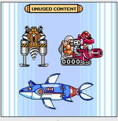 Mega Man Dissonance: Extra 9