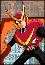 Quick Man (Ariga version)