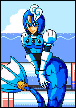 Splash woman (Ariga ver.)
