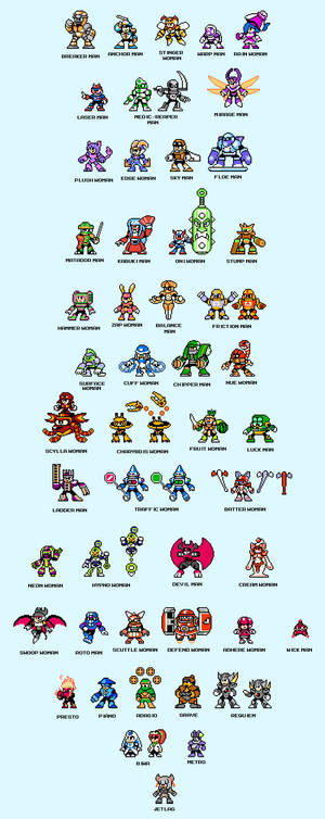All my Robotmasters