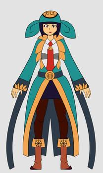 Ruler class: Ching Shih