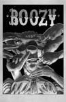 Boozy Cover Textured by MrMorningstar