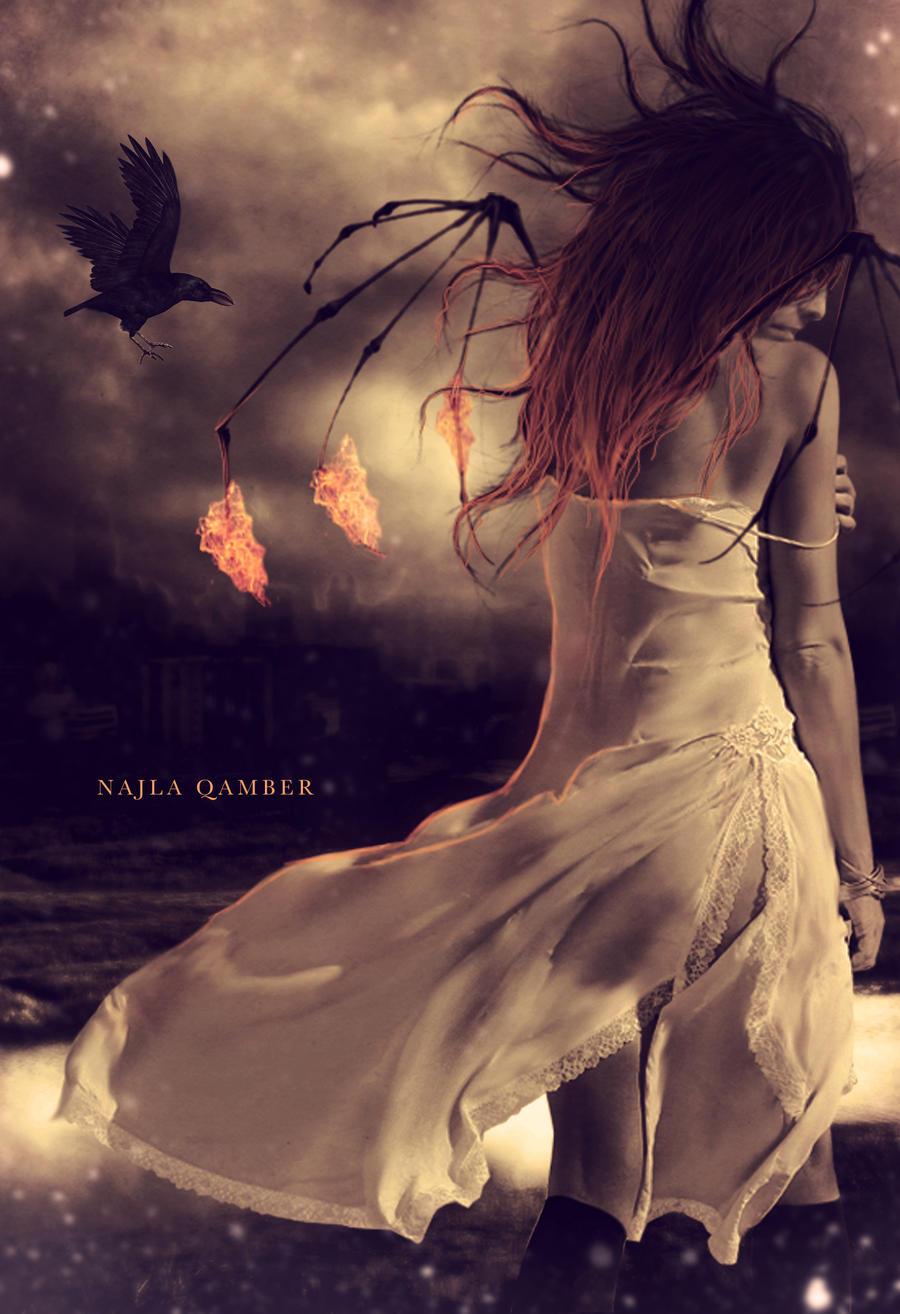 Apocalypse - fire by NajlaQamber