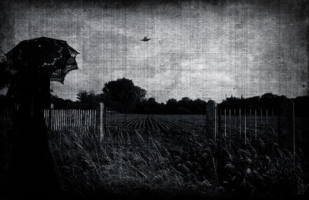 stranger by NajlaQamber