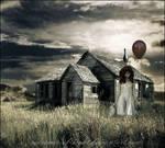 My Balloon by NajlaQamber