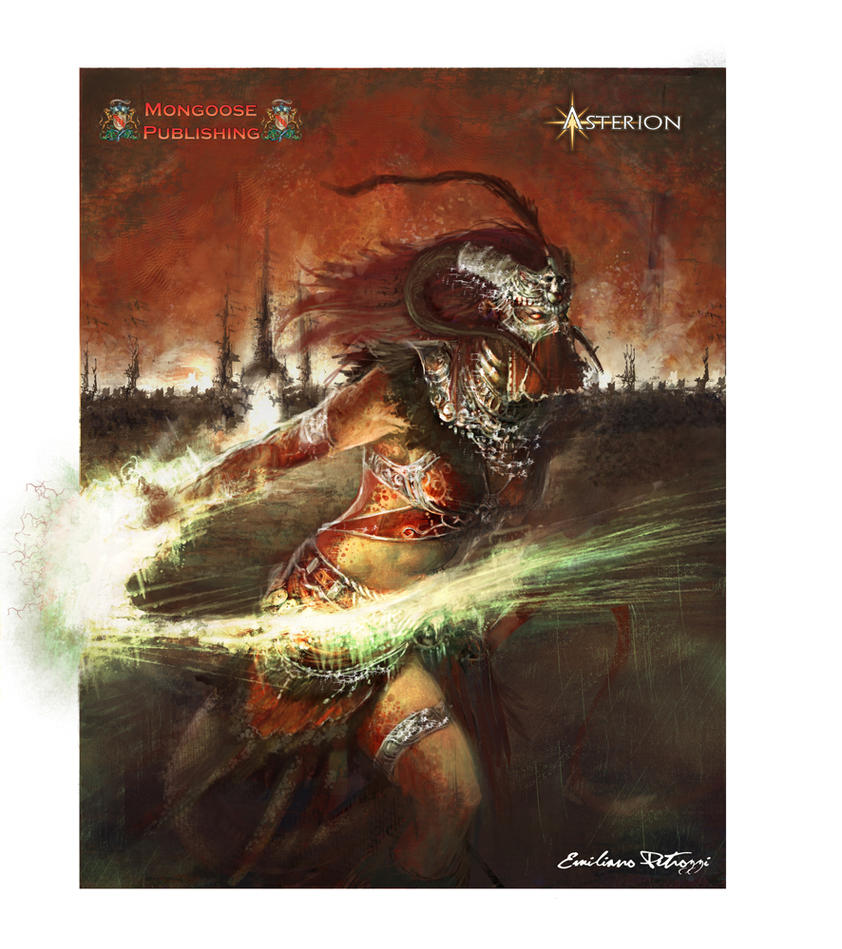 Quintessential Warlock by Liarath