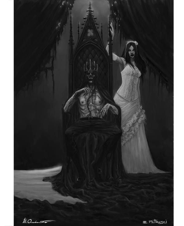 Black And White Queen Images