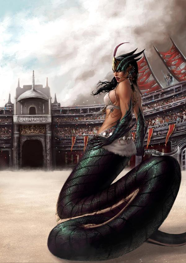 Rune Quest II Arena dei mostri by Liarath