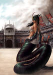 Rune Quest II Arena dei mostri