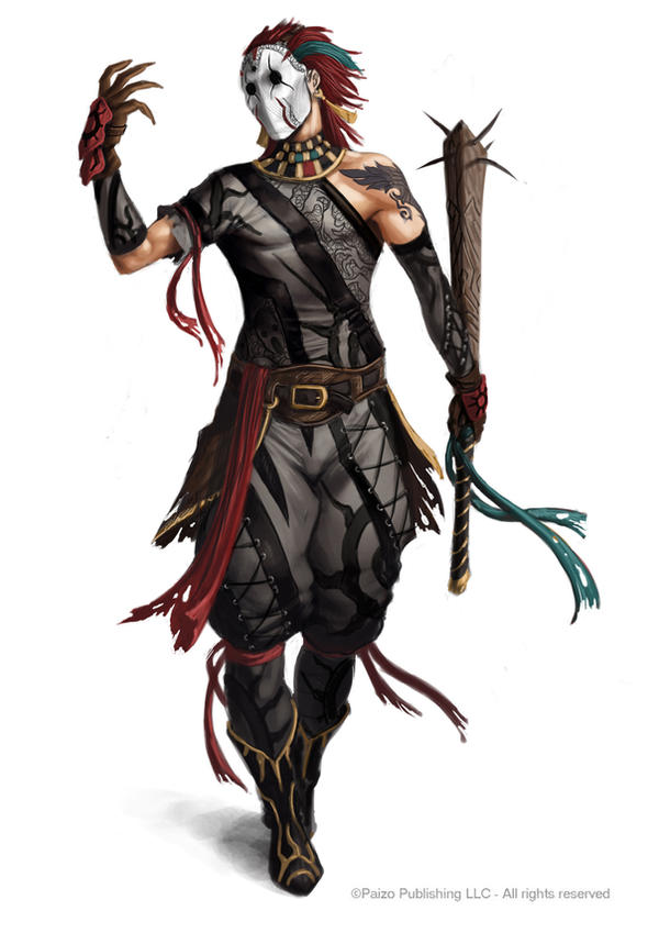 Raylee Nocturnus Monster Hunter Universe A Roleplay On Rpg