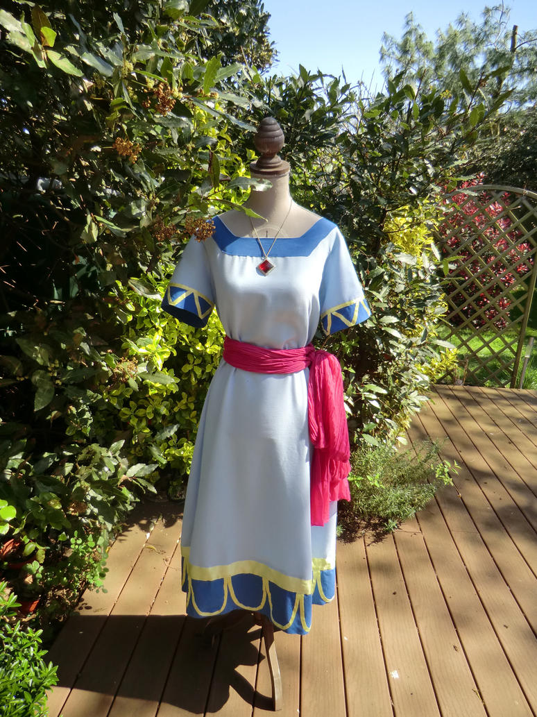 Robe de Marine by Ilora24