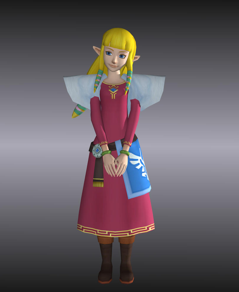 Zelda -Skyward Sword b...