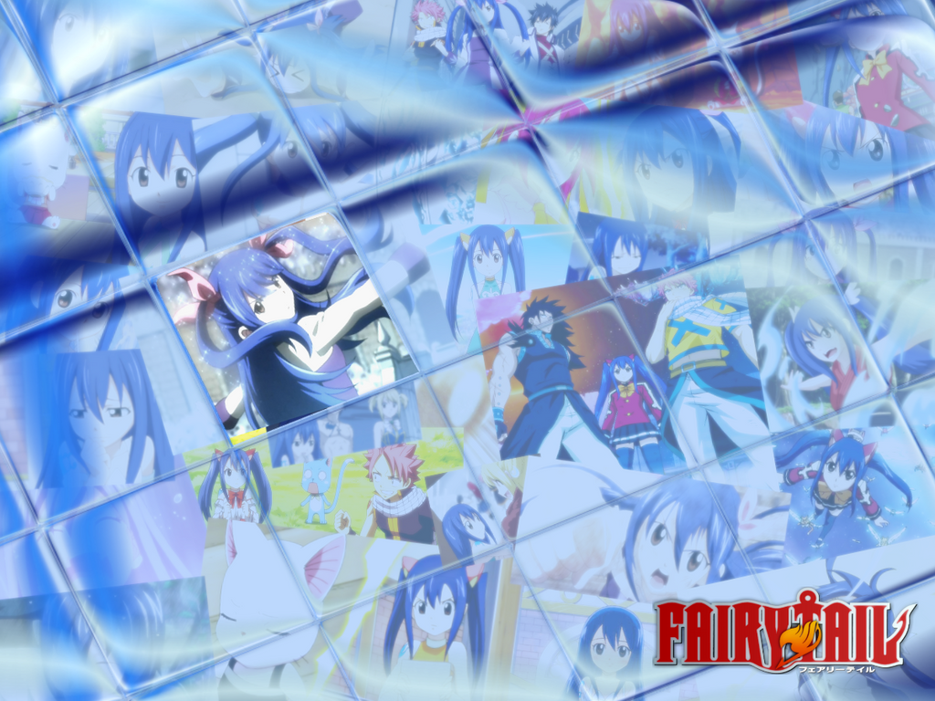 Fairy Tail - Wendy Wallpaper 2 by rubypearl31 on deviantART  Fairy Tail - We...