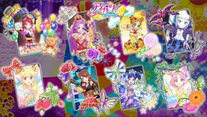 Aikatsu Eyecatch Wallpaper