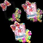 Aikatsu! - Seira Eyecatch Card Render