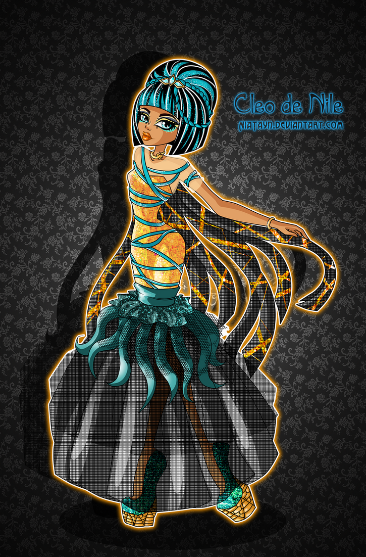Cleo de Nile by NiaTayn