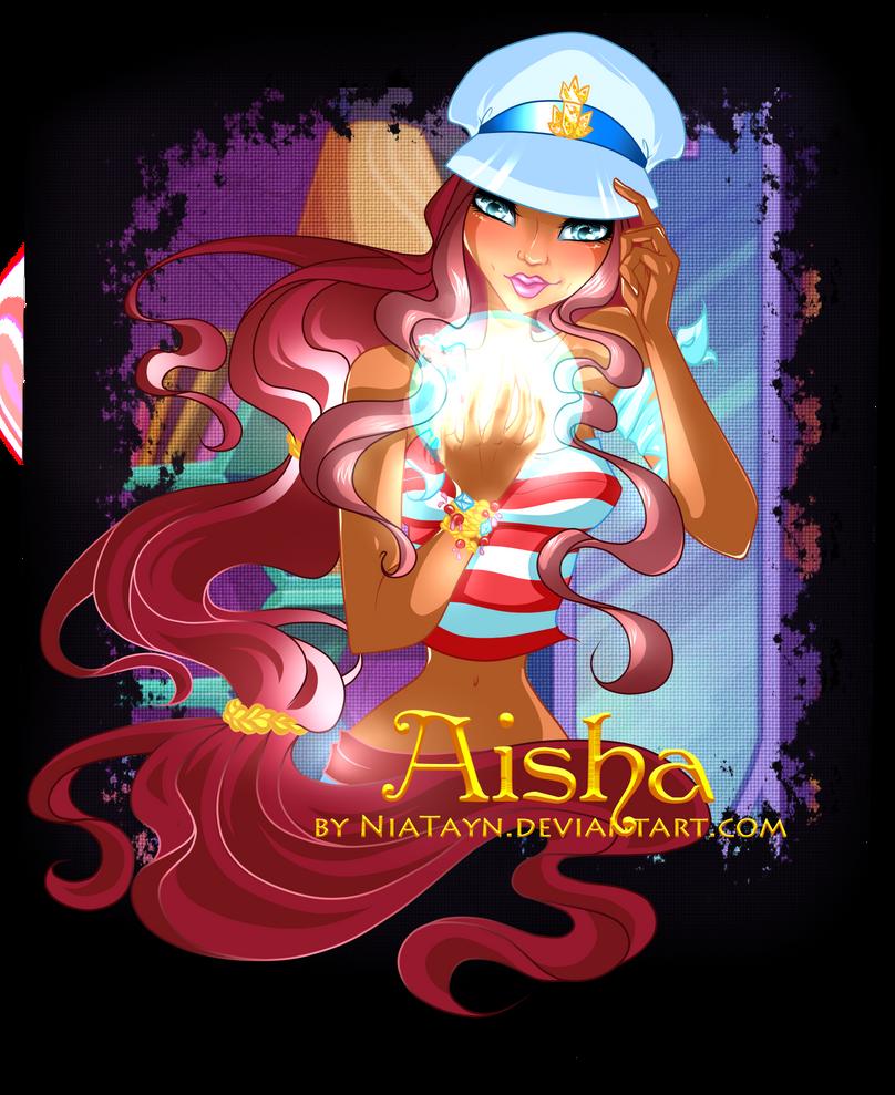Aisha (sea costume) by NiaTayn